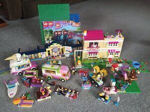 Needs a home!!! Various Lego Friends sets