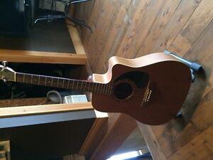 guitare seche Norman de Godin