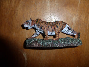 Sorry sold .Limited Edition Sculpture, statute of a Bengal Tiger