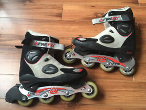 Firefly Roller Blades size 10/10.5 mens
