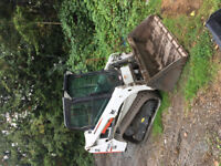Bobcat for hire/ Labourers