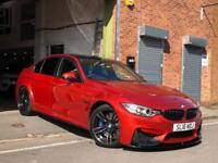 2016/16 BMW M3 3.0 M DCT F80 CARBON PACKAGE M PERFORMANCE+HK+HEADS UP
