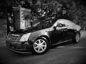 2008 Cadillac CTS 4 AWD Certified Warranty Loaded Nice $17,995