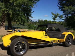 1982 Lotus Super 7 ( Fejer's brother ) Cabriolet