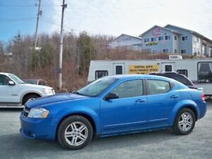EASY FINANCING,. ONE OWNER 08 AVENGER! LOW MILEAGE !LIKE