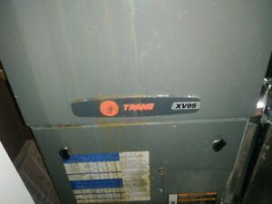 Trane furnace for parts