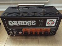 Orange Jim Root Signature Guitar Head 7/15w