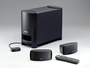Bose CineMate GS 2.1 Digital Home Cinema System