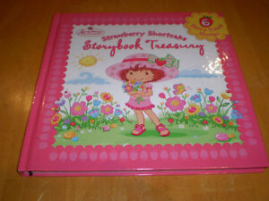 STRAWBERRY SHORTCAKE STORY BOOK TREASURY Windsor Region Ontario image 1