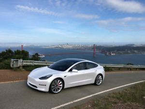 Tesla Model 3 Old Reservation OBO
