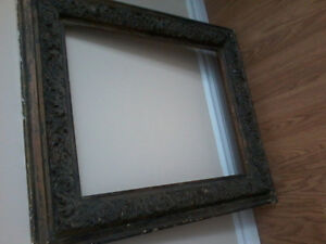An quite picture frame