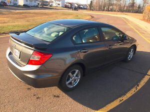 2012 Honda Civic LX Sedan-Low Mileage