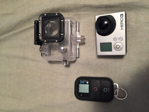 Gopro and mounts