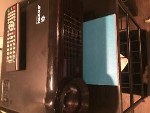 1080p hd projector tv $75