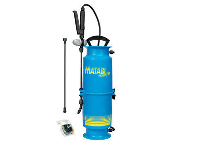 Matabi Kima 12 Sprayer + Pressure Regulator 8 Litre MTB83812