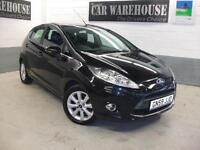 2009 Ford FIESTA ZETEC 16V Manual Hatchback