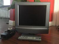 "Sony Bravia 15"" LCD TV"