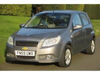 Chevrolet Aveo 1.4 LT 5dr ONE FORMER KEEPER/Full Service History