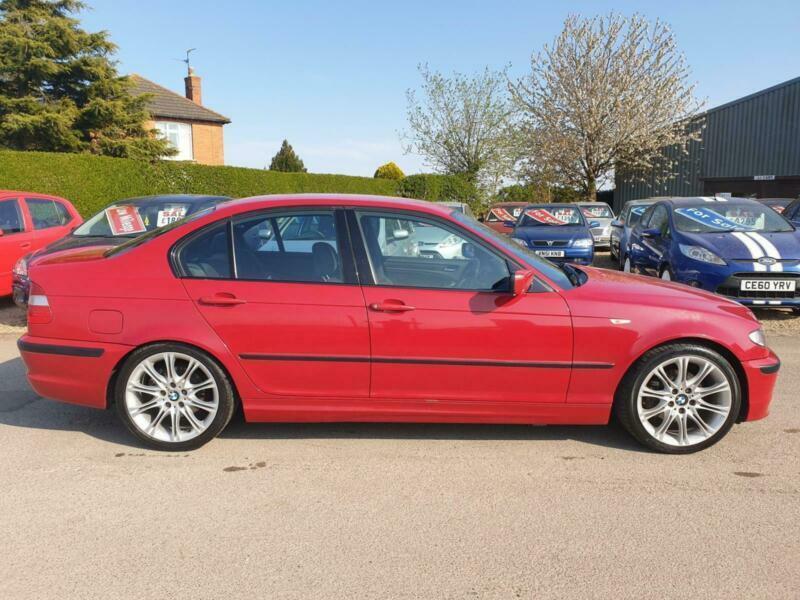 2003 BMW 3 Series 320d Sport 4dr [6] SALOON Diesel Manual