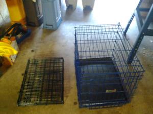Small pet crates