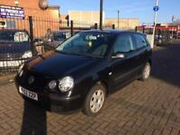 2003 Volkswagen Polo SE 12 Mot 3 Owners Low Miles Bargain