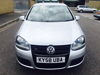 2008 Volkswagen Golf 2.0 TDI DPF GT Sport 5dr Diesel Leather 170bhp Swap P.x Welcome