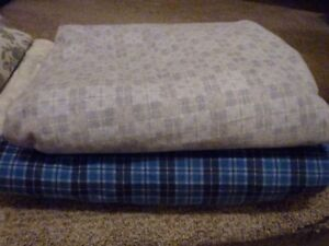 Brand New King Size Flannel Sheets