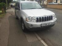 Jeep Grand Cherokee 3.0CRD V6 auto Limited, Diesel