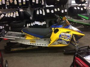 2007 Ski-Doo Summit 800 XRS