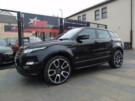 2012 Land Rover Range Rover Evoque 2.2 SD4 Dynamic LUX Hatchback AWD 5dr