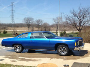 1975 Chevy Impala 2 door