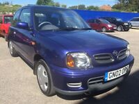NISSAN MICRA 1.4 PETROL. ABSOLUTE GEM OF A CAR