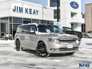 2018 Ford Flex Limited  - Certified - Leather Seats