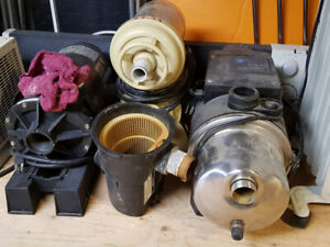 Selection of Pumps