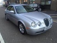 2005 Jaguar S-TYPE 2.7D V6 auto SE 63K