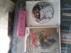 Wii games 20$for all