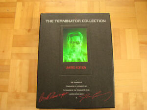 The TERMINATOR COLLECTION LIMITED EDITION