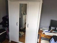 IKEA Brusali wardrobe