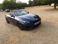 bmw 650i for sell m6 replica f12