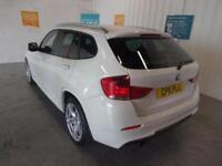 2011 11 BMW X1 2.0 XDRIVE20D M SPORT 5D AUTO 174 BHP DIESEL