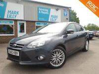 2013 Ford Focus 1.0 SCTi 125bhp EcoBoost Zetec ONLY 27,000 MILES ! STUNNING CAR