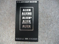 Complete Alien Collection on VHS