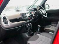 2017 Fiat 500L 1.4 Lounge 5dr Hatchback Petrol Manual