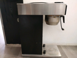 Bunn Commercial Coffee Pour Over machine & grinder