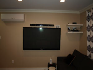Wall mount Tv, Entertainment systems,,721-9566