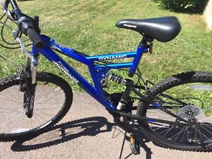 "Mongoose 24"" 18 Speed Bike"