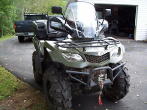 2011 Suzuki King Quad