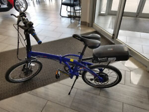 Prodeco Electric Bicycle American built Quality selling 50% off.