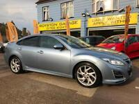 BAD CREDIT CAR FINANCE AVAILABLE 2011 11 MAZDA6 2.2d 180ps SPORT