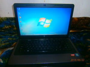 HP 2000 LAPTOP FOR SALE -WEBCAM-4 GB RAM-160 GB HDD-NEW BATTERY